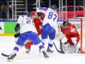 Беларусь – Словакия 4:7 видео шайб и обзор матча ЧМ-2018 по хоккею