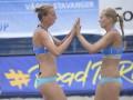 Украинские пляжницы вышли в плей-офф чемпионата мира
