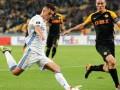 Динамо сыграло вничью с Янг Бойз