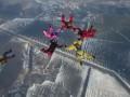 Украинские парашютисты установили новый мировой рекорд