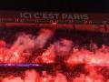 ПСЖ оштрафовали на 43 тысячи евро за файер-шоу фанатов в матче с Реалом