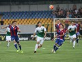 Александрия снова пропустила три гола от Хайдука и покинула Лигу Европы