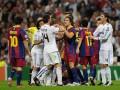 Замыкая круг: Барселона и Реал определят первого финалиста Лиги Чемпионов