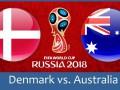 Дания – Австралия 1:1 онлайн трансляция матча ЧМ-2018