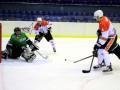 Хоккей: Кременчуг отправил девять шайб в ворота Рапида
