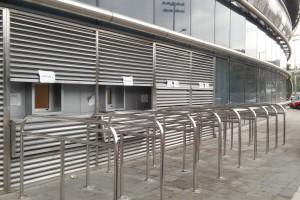 Кассы стадиона Филиппа Македонского