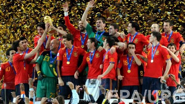Сегодня на Евро-2016 Испания начнет защиту своего титула