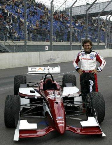 10 мая 2003-го. Алекс Занарди вновь на Лаузитцринге