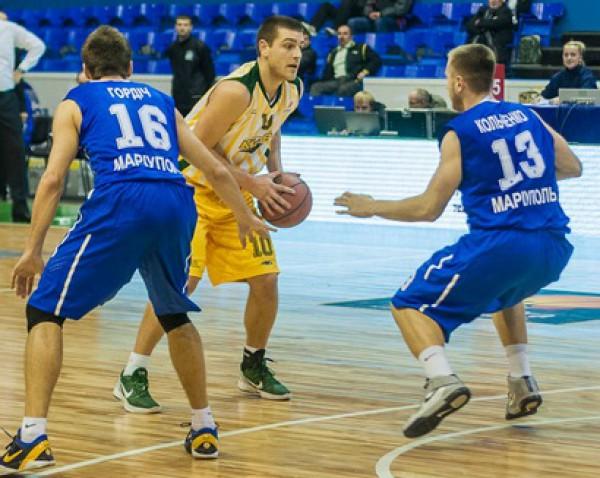 БК Киев – Азовмаш 88 - 95