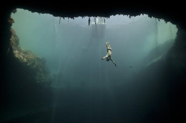 Полет в глубину