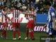 Атлетико сравнивает счет в матче с Малагой