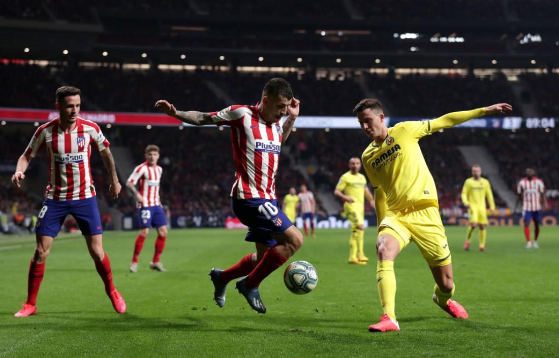 Атлетико - Вильярреал: видео голов и обзор матча