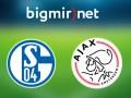 Шальке - Аякс 3:2 трансляция матча Лиги Европы