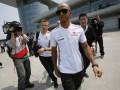 Хэмилтона оштрафуют на пять стартовых мест на Гран-при Китая
