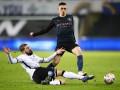 Манчестер Сити обыграл Суонси в матче Кубка Англии