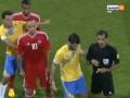 Экс-игрок ПСЖ устроил массовую драку во время матча в Катаре