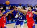НБА: Филадельфия