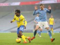 Манчестер Сити минимально обыграл Брайтон в матче чемпионата Англии
