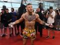 Фанаты Селтика порадовали Макгрегора баннером в стиле UFC