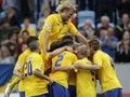 Чемпионат Европы (U-21): Швеция разнесла Беларусь, Италия разошлась миром с Сербией