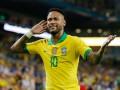 Видео дня: Бурная радость Неймара на победу Фламенго в Кубке Либертадорес