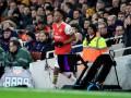 Обамеянг во время матча убежал с поля на несколько минут, чтобы сходить в туалет