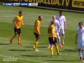 Александрия - Заря 2:0 Видео голов и обзор матча чемпионата Украины