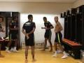 Футболисты сборной Бразилии зажигательно поддержали танцевальный флэшмоб