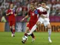 Чехия - Польша - 1:0.Текстовая трансляция