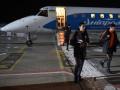 Самолет Шахтера осуществил вынужденную посадку в Харькове
