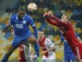 Днепр минимально обыграл Аякс в Лиге Европы