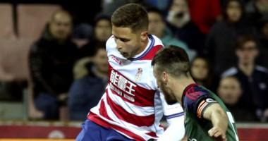Кравец забил пятый гол в чемпионате Испании