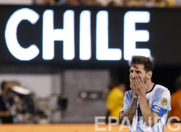 Наставник сборной Аргентины: сталкивался сМесси, однако мынеобсуждали его возвращение