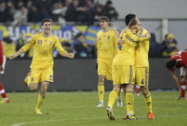 Украина 2011 год закончила на мажорной ноте - победой над австрийцами. 2012-й она начнет матчем с Израилем