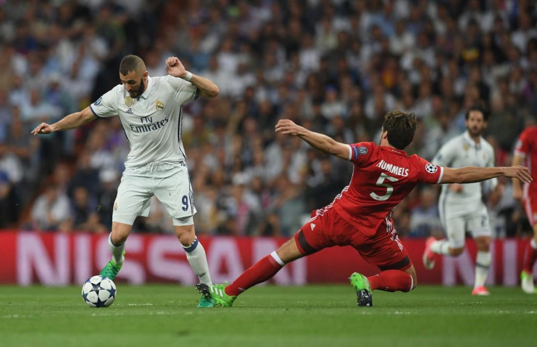 Реал обыграл Баварию