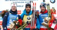 Видео подборка лучших моментов мужского биатлонного сезона-2019/20