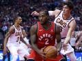 НБА: Кливленд уступил Торонто, Атланта – Нью-Йорку