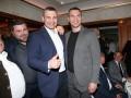 Братья Кличко получили награды от Немецкой ассоциации боксеров