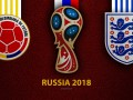 Колумбия – Англия 1:1 онлайн трансляция матча ЧМ-2018