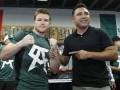 Де ла Хойя: Альварес сменит на вершине бокса Мейвезера и Пакьяо