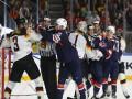 Германия минимально обыграла США на ЧМ-2017 по хоккею