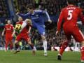 Торрес не помог: Челси дома проиграл Ливерпулю