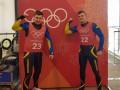 Украинские саночники в восторге от олимпийской трассы