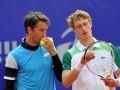 Стаховский вышел в четвертьфинал парного Челленджера в Чехии