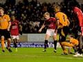 Вулверхэмптон - Манчестер Юнайтед - 0:1