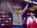 Беленюк свою победу на чемпионате Европы посвятил Виталию Кличко