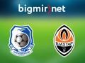 Черноморец - Шахтер 1:4 Трансляция матча чемпионата Украины