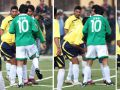 Президент Боливии ударил соперника коленом в пах в товарищеском матче