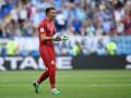 Голкипер Уругвая отметил юбилей в матче против России