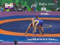 Димитрий Тимченко приносит первую медаль Украине на Европейских Играх